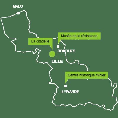 """A Lille """"L'esprit des lieux"""""""